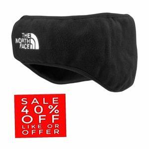 The North Face Windstopper Ear Gear Headband Black